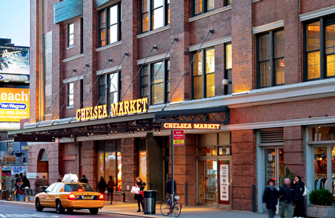 Top 5 Foods at Chelsea Market – NYC Dope Foods